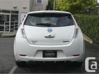 Make Nissan Model Leaf Year 2016 Colour White kms