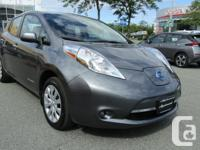 Make Nissan Model Leaf Year 2016 Colour Silver kms