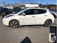Make Nissan Model Leaf Year 2016 Colour White kms