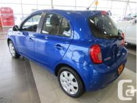 Make Nissan Model Micra Year 2016 Colour Blue kms
