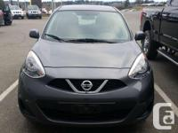 Make Nissan Model Micra Year 2016 Colour grey kms