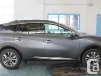Make Nissan Model Murano Year 2016 Colour Grey kms