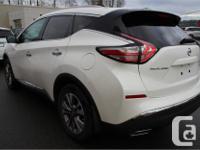 Make Nissan Model Murano Year 2016 Colour White kms