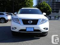 Make Nissan Model Pathfinder Year 2016 Colour White