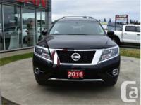 Make Nissan Model Pathfinder Year 2016 Colour Black