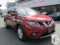 Make Nissan Model Rogue Year 2016 Colour Red kms 49880