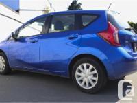 Make Nissan Model Versa Note Year 2016 Colour Blue kms