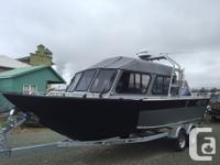Used, ~~2016 NORTH RIVER 24′ SEAHAWK OB WTFYamaha DEC for sale  British Columbia