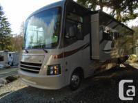 This BEAUTIFUL 2016 Coachmen Pursuit by Forest River,