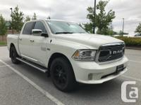 Make Dodge Model Ram 1500 Year 2016 Colour white kms