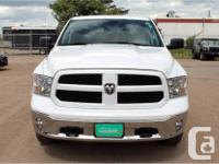 Make Ram Model 1500 Year 2016 Colour White kms 48651