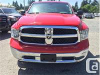 Make Ram Model 1500 Year 2016 Colour Red Trans