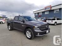 Make Ram Model 1500 Year 2016 Colour Grey kms 30349