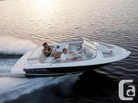 2016 Regal 1900ES Length Overall: 19 feet. 10 in. (6 m)