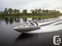 2016 Regal 2500The new generation of Regal bowriders