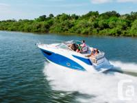 The Regal 26 Express is the ideal family boat,