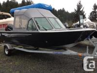 The Sea Hawk Sport is made to get you fishing and