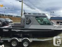 New for 2016 the newest fishing machine of the RH Boats