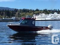 SOLD!!! This boat is spec with an Evinrude E150