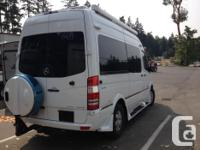 "18'4"" makes this B van a dream with the latest in"