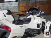 Make Spyker Model C8 Spyder Year 2016 kms 13426 White