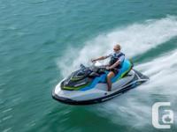 Fun, nimble and reliable watercraft that comes with