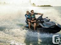 Step up to the Sea-Doo® GTI Limited 155 and get its