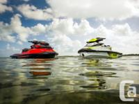 The ultimate top-of-the-line racing watercraft combines