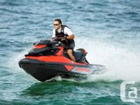 The only offshore riding watercraft with a suspension