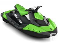 2016 Sea-Doo Spark 2up - Rotax 900 HO ACE - iBR &