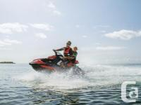 2016 Sea-Doo Spark 3up - Rotax 900 HO ACE Engine Type: