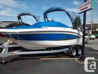 2016 Sea Ray 19 SPXFactory Installed Options Included