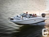 2016 Sea Ray nineteen SPX OutboardFactory Installed