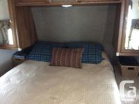 Near new 21ft. travel trailer. Comes with anti-sway