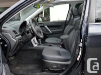 Make Subaru Model Forester Year 2016 Colour Black kms
