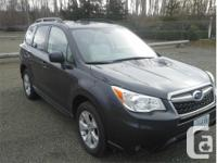 Make Subaru Model Forester Year 2016 Colour Grey kms