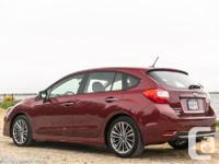 Make Subaru Model Impreza Year 2016 Colour Red kms