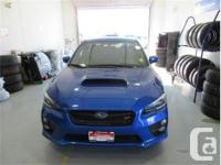 Make Subaru Model WRX STi Year 2016 Colour Blue kms