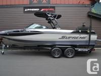 "2016 Supreme S238This boat is known as the ""supremely"