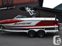 2016 Supreme S226 Surf MachineSince its inception the