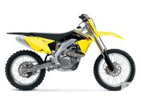 FREE WORK MAT AND STANDThe RM-Z450 continues to evolve