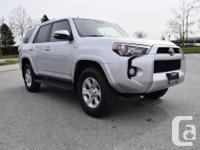 Make Toyota Model 4Runner Year 2016 Trans Automatic We