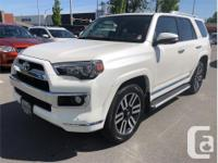 Make Toyota Model 4Runner Year 2016 Colour White kms