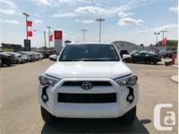 Make Toyota Model 4Runner Year 2016 Colour White kms