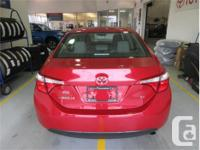 Make Toyota Model Corolla Year 2016 Colour Red kms