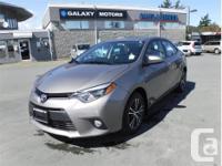 Make Toyota Model Corolla Year 2016 Colour Grey kms