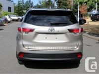 Make Toyota Model Highlander Year 2016 Colour Beige