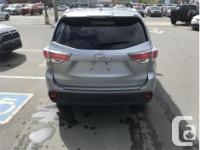 Make Toyota Model Highlander Year 2016 kms 140161