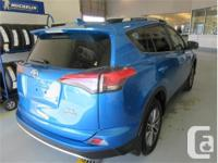 Make Toyota Model RAV4 Year 2016 Colour Blue kms 47618