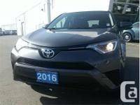 Make Toyota Model RAV4 Year 2016 Colour Grey kms 54217